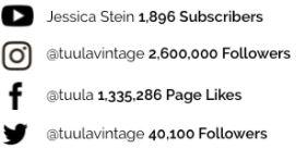 Social media followers Jessica Stein